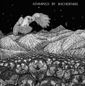 Bachdenkel - Lemmings - 1970 - Cover Art