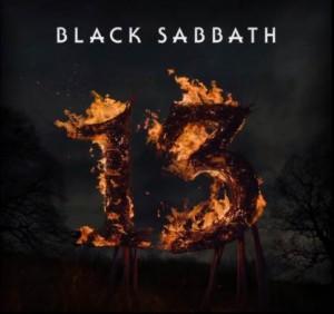 Black Sabbath 13 Cover Art