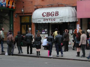 CBGB Tourist Attraction