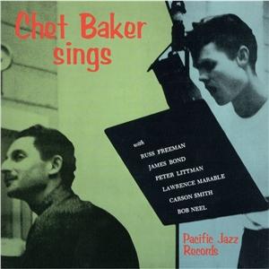 Chet Baker Sings Cover Art