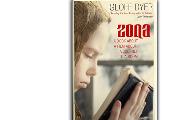 Geoff Dyer Zona Artwork