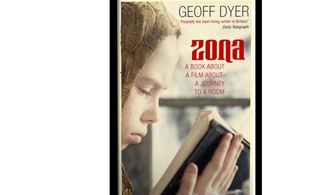 Geoff Dyer Zona Artwork