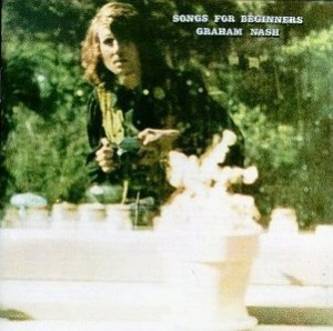Graham Nash Songs For Beginners Cover Art