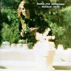 Graham Nash Songs For Beginners Cover Art