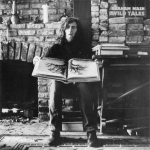 Graham Nash - Wild Tales - Cover Art
