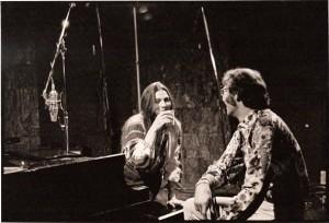 Jac Holzman &  Judy Collins
