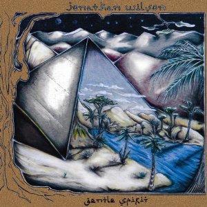 Jonathan Wilson Gentle Spirit Cover Art