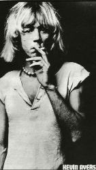 Kevin Ayers B:W with cig