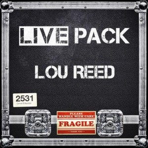 Lou Reed Live Pack