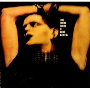 Lou Reed - Rock 'n' Roll Animal -cover Art
