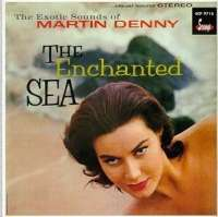 Martin Denny The Enchanted Sea Cover Art