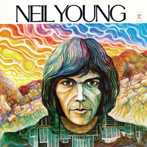 Neil Young - First  Album - Cover Art