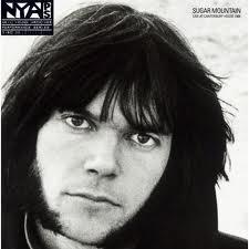 Neil Young Sugar Mountain Cover Art