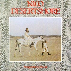 Nico - Desertshore - Album Cover