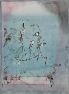 Paul Klee Twittering Machine 1922