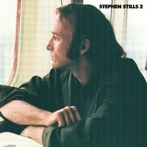 Stephen Stills 2 Cover Art