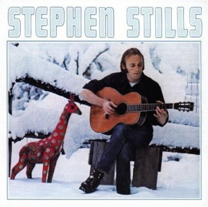 Stephen Stills First Album Cover Art