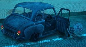 Steven Wilson Still From Drive Home Video