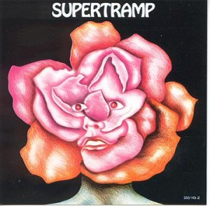 Supertramp - Supertramp Cover Art