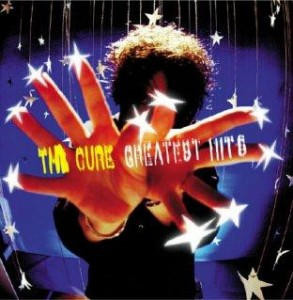 The Cure Greatest Hits Cover Art