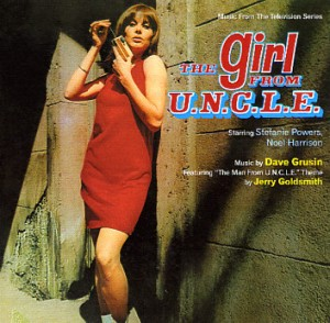 The Girl From Uncle - Cover Art
