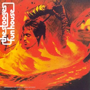 The Stooges Fun House Cover Art