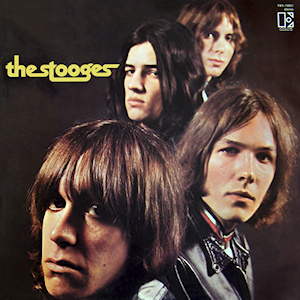 The Stooges The Stooges Cover Art