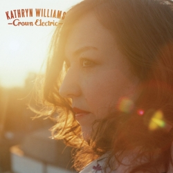 kathryn Williams Crown Electric Cover Art