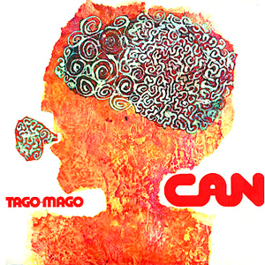 Can Tago Mago Cover Art