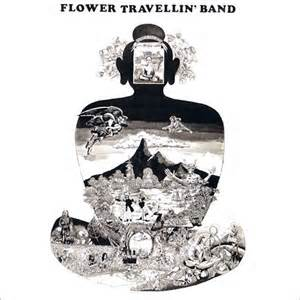 Flower Travellin' Band Satori Cover Art 1971