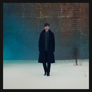 James Blake Overgrown Cover Art