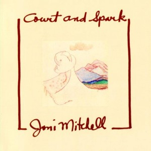 Joni Mitchell - Court & Spark - Cover Art