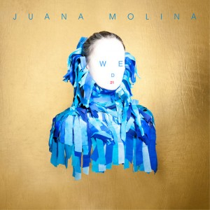 Juana Molina Wed 21 Cover Art