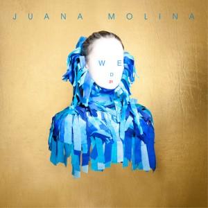 Juana Molina Wed 21 Cover Art