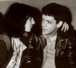 Patti Smith & Lou Reed