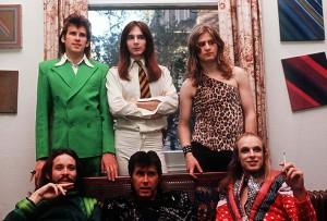 Roxy Music in 1973