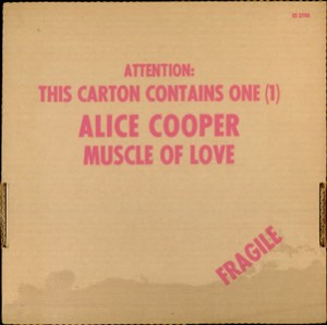 Alice Cooper Muscle Of Love
