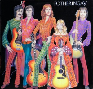 Fotheringay 1970 cover art