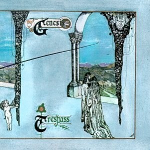 Genesis Trespass 1970