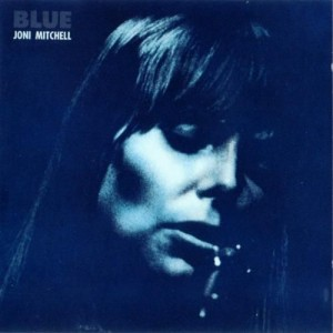 Joni Mitchell Blue Cover Art