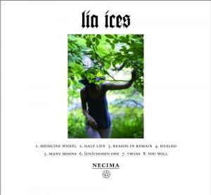Lia Ices Necima Cover Art