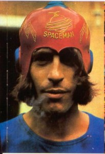 Martin Sharp Spaceman