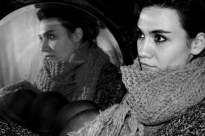 Nadine Shah Mirror B:W