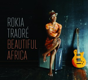 Rokia Traoré Beautiful Africa - Cover Art - 2013