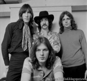 The pink floyd 1969