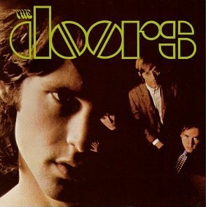 TheDoors TheDoors album cover 1967