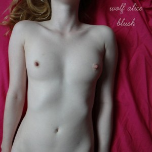 Wolf Alice Blush Cover Art