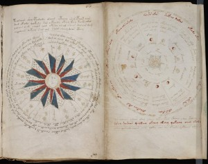 voynich-manuscript astrological