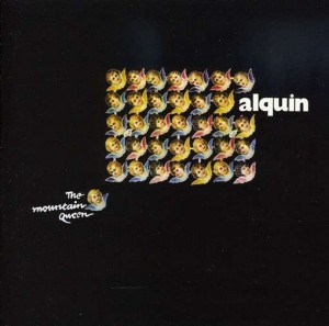 Alquin - The Mountain Queen - 1973 - Cover Art