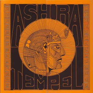 Ashra Tempel - 1st - 1971 - Cover Art